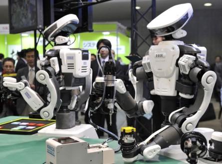 机器人应用与维护